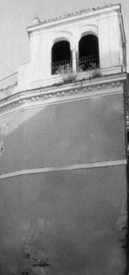 Mirador de la casa de Francisco Pinelo