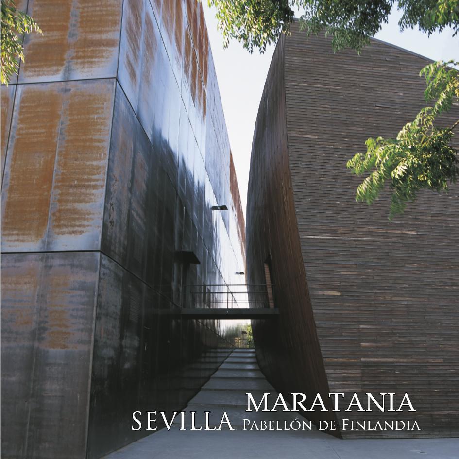 El Pabellón de Finlandia de la Exposición de 1992 de Sevilla