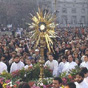 La festividad del Corpus Christi