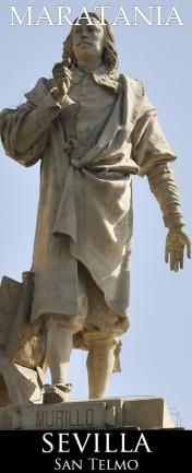 San Telmo Sevillanos Ilustres 6 murillo
